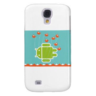 Android Fail Whale Samsung Galaxy S4 Cases