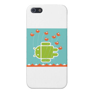 Android Fail Whale Case For iPhone 5