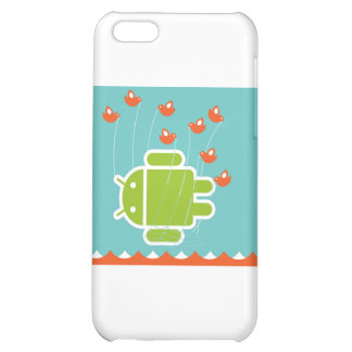 Android Fail Whale iPhone 5C Cover