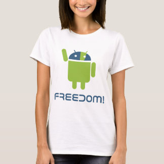 Android=Freedom T-Shirt