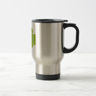 Android Green Robot Logo Mug