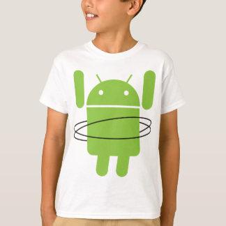 Android Hula Hoop T-Shirt