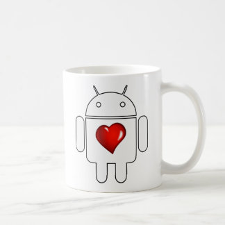 Android Love Mugs