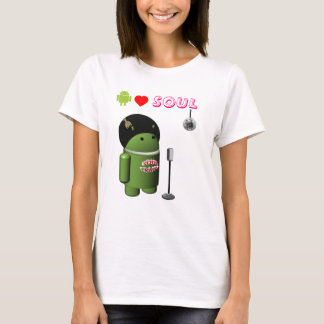 Android Love SOUL T-Shirt
