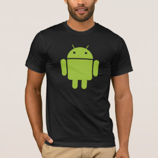 Android Men's Fitted Tee