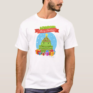 Android Merry Christmas T-Shirt