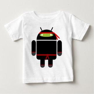 Android Ninja Baby T-Shirt
