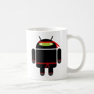 Android Ninja Coffee Mug
