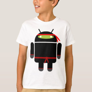 Android Ninja T-Shirt