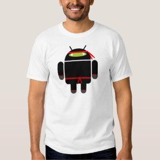 Android Ninja Tshirt