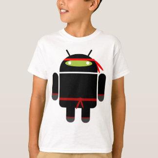 Android Ninja Tshirts