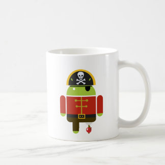 Android Pirate - Andy Mug