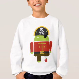 Android Pirate - Andy Sweatshirt