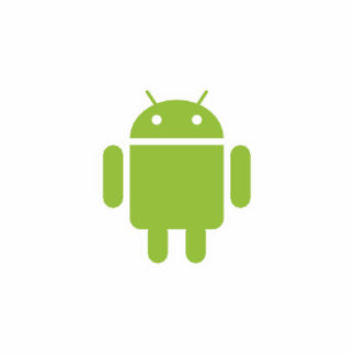 Android Robot Cutout Cut Outs