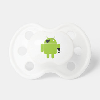 Android Robot Pirate Graphic Dummy