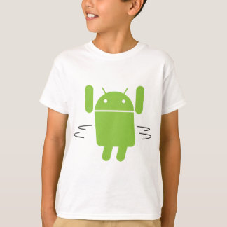 Android – Shake your booty T Shirt