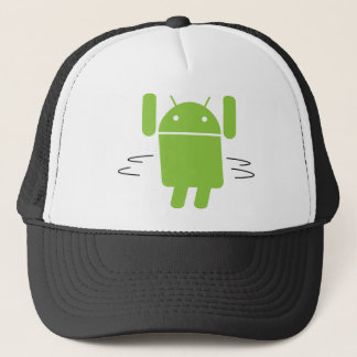 Android – Shake your booty Trucker Hat