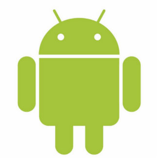 Android supporter photo cut out
