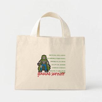 Android Survivor Canvas Bags