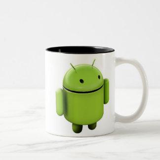 Android Tasse