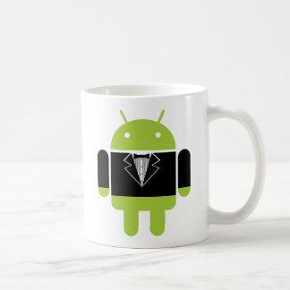 Android Tux Coffee Mug