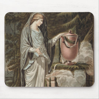 Andromache, costume for 'Andromache' by Jean Racin Mouse Pad