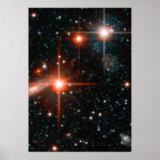 Andromeda- Andromeda Galaxy Halo Details Posters