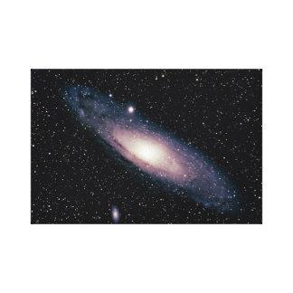 Andromeda Galaxy #13 Canvas Print