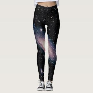 Andromeda Galaxy #13 Leggings