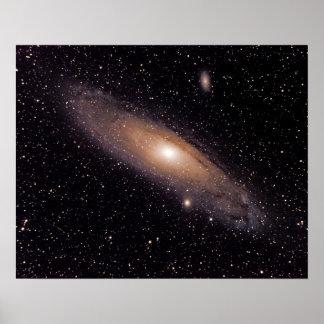 Andromeda Galaxy #13 Poster