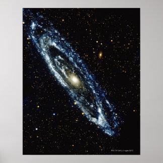 Andromeda Galaxy 3 Poster