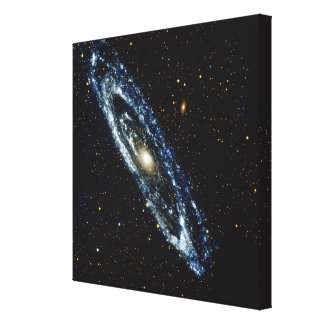Andromeda Galaxy 3 Stretched Canvas Prints