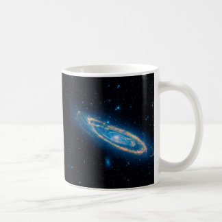 Andromeda Galaxy Basic White Mug