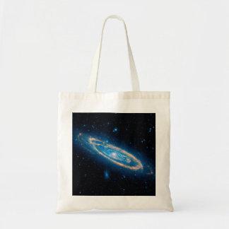 Andromeda Galaxy Budget Tote Bag