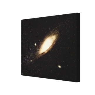 Andromeda Galaxy Gallery Wrapped Canvas