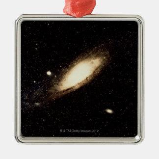Andromeda Galaxy Christmas Ornament