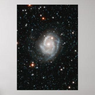 Andromeda Galaxy Halo Posters