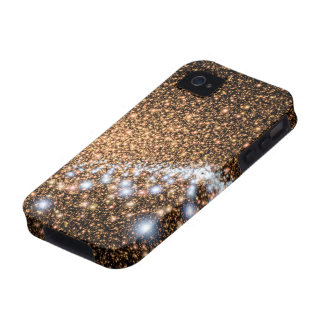 Andromeda Galaxy in Gold - NASA Space Image iPhone 4/4S Case