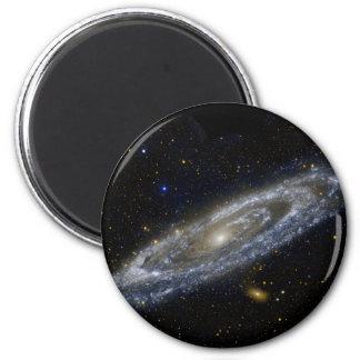 Andromeda Galaxy Magnet
