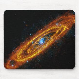 Andromeda Galaxy Mouse Mat