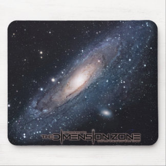 Andromeda Galaxy Mouse Pads