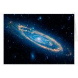 Andromeda Galaxy Note Card