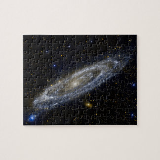 Andromeda Galaxy Starry Sky Jigsaw Puzzle