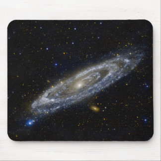 Andromeda Galaxy Starry Sky Mouse Mat