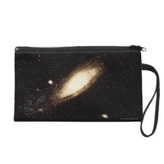 Andromeda Galaxy Wristlet