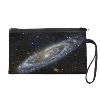 Andromeda Galaxy Wristlet Purse