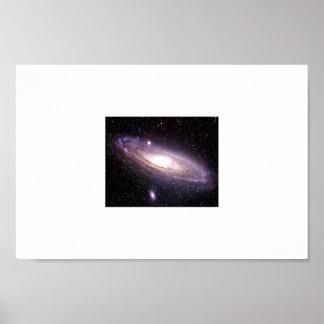 Andromeda Poster