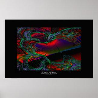 Andromeda Print