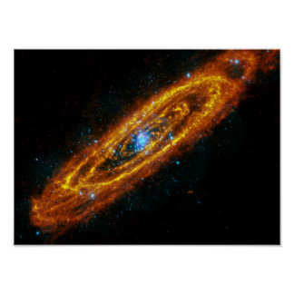 Andromeda's Stars Canvas Print