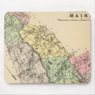 Androscoggin Co, Maine Mouse Mat